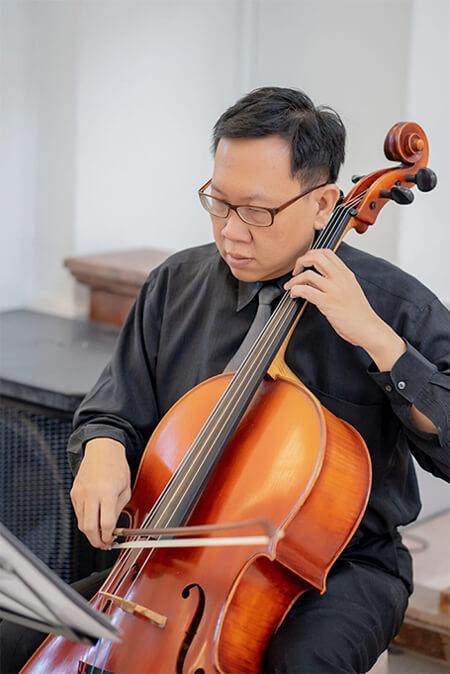 Cellobear - Hendry Goh